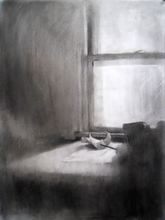 interior drawings charcoal - Google Search