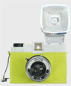 "Wish List #6 - Diana F+ ""Glow"" [Special Edition Lomography Diana Camera"