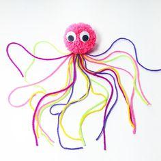 Pom Pom Jellyfish