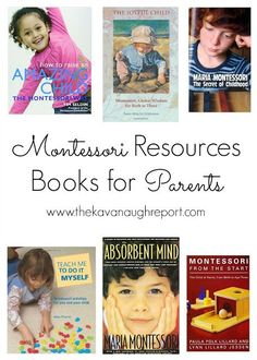 New to Montessori and looking for where to begin? here's a great reading list!
