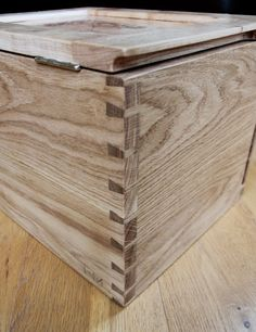 Dovetialed Jewellery Cabinet Box By HM HandMade, Bespoke Cabinet And  Furniture Makers In Liverpool,