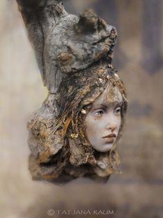 Wooden spirit Fili