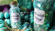 Mermaid Tears Bottle Charm