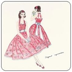 Tart Deco™- Vintage Glamour & Retro Style: Free Rockabilly Dress Pattern