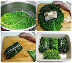 involtini verza ricetta