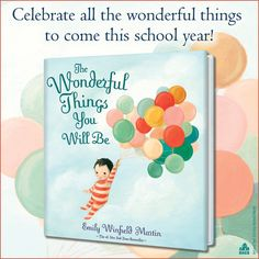 The perfect book for celebrating all the possibilities of the new year!