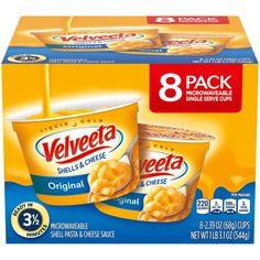 Velveeta Cheese Sauce, Velveeta Shells And Cheese, Mac And Cheese Cups, Cheese Sauce For Pasta, Cheese Stuffed Shells, Cheddar Cheese, Chocolate Turtle Cakes, Avocado, Cheese Cultures
