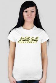 a holly joly- koszulka