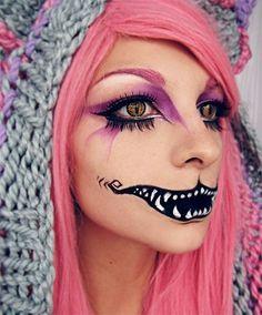 Simple Makeup for Halloween #makeupinspiration
