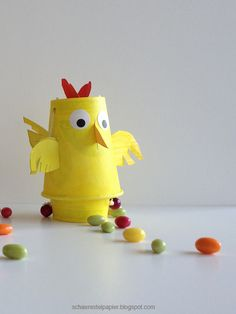 Wer war zuerst da: Das Huhn oder das Ei...