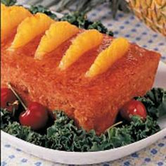 Contest-Winning Pineapple Ham Loaf Ham Loaf – I don't eat this anymore, but it's the thing I miss the most at Christmas Meatloaf Recipes, Pork Recipes, Crockpot Recipes, Cooking Recipes, Cuban Recipes, Dinner Recipes, Pineapple Ham, Pineapple Sauce, Ham Loaf