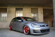 VW Golf VII - XS CarNight 2014 - Berlin Calling