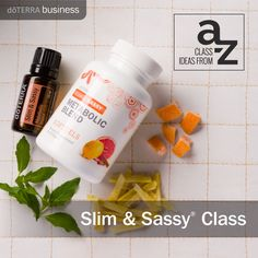 Class Ideas from A to Z: Slim & Sassy | doTERRA Business Blog