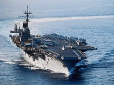 U.S. Nuclear Aircraft Carrier Arrives In South Korea | Alternative