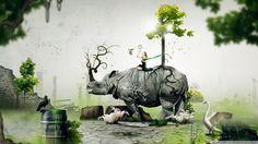 Urban Environment HD desktop wallpaper : High Definition