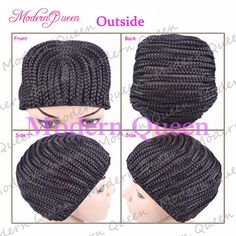 Wholesale caps, bags, and hats delivered blank or with embroidery decoration. Diy Braids, Crochet Braids Hairstyles, Braided Hairstyles, Crochet Braid Pattern, Braid Patterns, Dread Braid Styles, Crochet Senegalese Twist, Cornrows, Curly Crochet Hair Styles