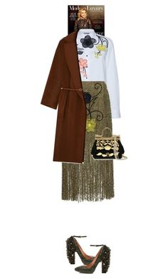 """Ascella #7263"" by canlui ❤ liked on Polyvore featuring Rochas, Gérard Darel and Dolce&Gabbana"