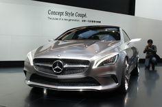 Mercedes-Benz Concept Style Coupe 4