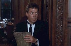 "First of all, let's start out with Tim Curry…and his faces. | Thirteen Times ""Clue"" Reminded You Of How Amazing It Is"