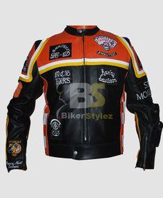 Harley Davidson Malboro Man Nobility HDMM Jacket #harleydavidsonleatherjackets
