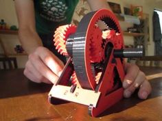 ▶ 3D Printed Automatic Transmission Model - YouTube