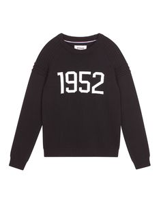 Collection Capsule Sandro // Fusalp  Collection Homme : Pull 1952