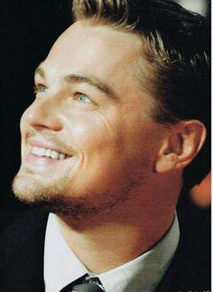 Leonardo Decaprio-I just had to pin him...
