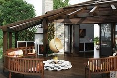 садовый комплекс для отдыха - Поиск в Google