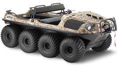 Amphibious Vehicles - Amphibious ARGO ATV, ARGO AATV, ARGO All Terrain Vehicle