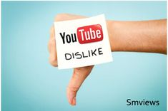 How Might You Dislike Your Rival's Youtube Video?