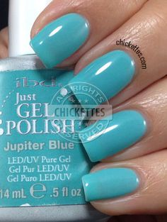 ibd Jupiter Blue Swatch