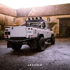 Landrover Defender, Defender 90, 4x4, Cars Land, Mode Of Transport, Land Rovers, The A Team, Offroad, Cool Cars