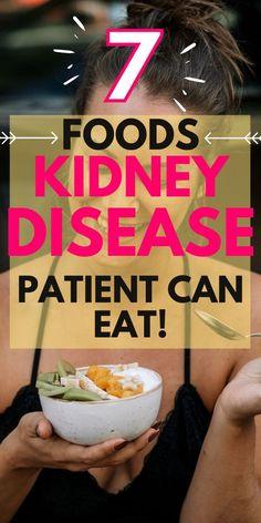 Foods Good For Kidneys, Healthy Kidneys, Detox Juice Recipes, Diet Recipes, Diabetic Recipes, Bread Recipes, Kidney Recipes, Kidney Foods, Kidney Disease Diet