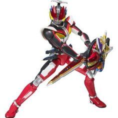 S.H.フィギュアーツ 仮面ライダー電王 ライナーフォーム (S.H. figure Kamen Rider Electric King Liner Form.)