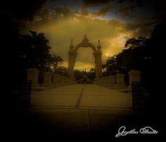 Camino hacia el Arco