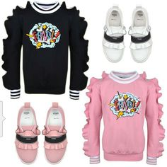 Childrenswear Fendi kids SS 17 WWW.FENDI.COM