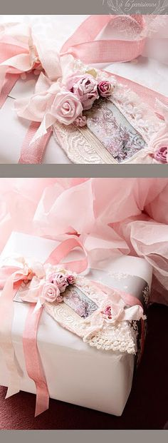 Lovely gift wrap ideas