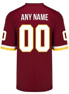 606afb1cf 12 Best New Uniforms images | Washington Redskins, Nike elites ...
