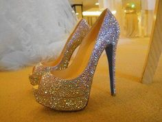 #glitter #shoes