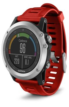 ... , fenix 3 is a thin, light multisport training GPS that won't slow you down whether for training or every day use.