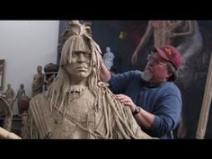 Six Instructional DVDs Offered by David Lemon, Western Sculptor - An updated video, now showing a review of all six of my Instructional DVDs that I have to offer you for sale.. DVDs filled with 49 years of knowledge, that I've gained, on how to create what you see in your mind's eye.. and put that into a three dimensional clay.