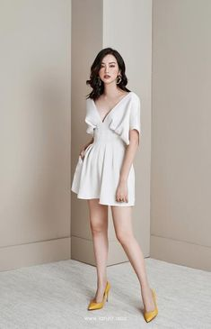 All products are designed and made by Lane JT Teen Fashion Outfits, Kpop Outfits, Classy Outfits, Girl Fashion, Fashion Dresses, Fashion Design, Trendy Dresses, Simple Dresses, Casual Dresses