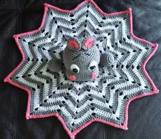 Not free pattern | Love everything about this but need the pattern | Crochet hippo lovey