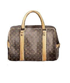 Louis Vuitton bag sketch