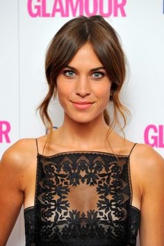 Alexa Chung Photos - Model Alexa Chung attends the Glamour Women of the Year Awards at Berkeley Square Gardens on June 2014 in London, England. - Arrivals at the Glamour Women of the Year Awards Alexa Chung Style, Alexa Chung Makeup, Alexa Chung Hair, Look Fashion, Fashion Beauty, Style Feminin, Glamour, Mode Inspiration, Looks Style
