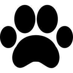 molde pata cachorro - Pesquisa Google