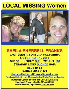 PLEASE SHARE!!!!!! PLEASE SHOW SHEILA'S BOYS PEOPLE DO CARE AND WANT TO HELP FIND THEIR MOM Fortuna California, Humboldt County, Blonde Hair Blue Eyes, Sisters, Mom, Tips, People, Advice, People Illustration