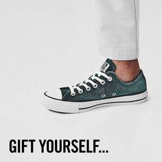 cc990bd5fb75 Converse all star high cut canvas. I LOVE this shoe!