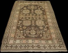 Anique Oriental Khotan Rug
