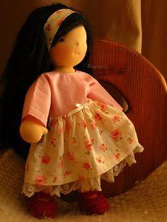 Anja, custom Puppula doll